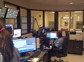 New 911 Communications Center in Lewis County.
