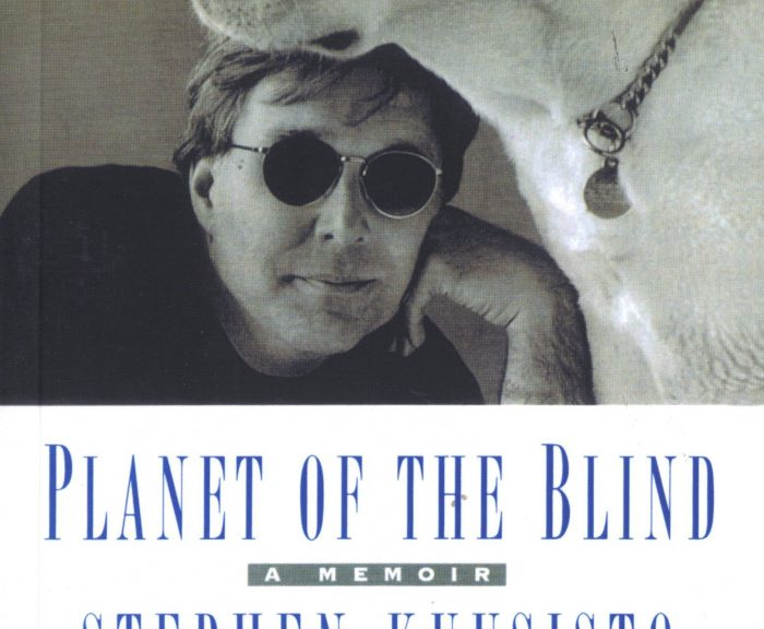 Planet of the Blind Bookcover