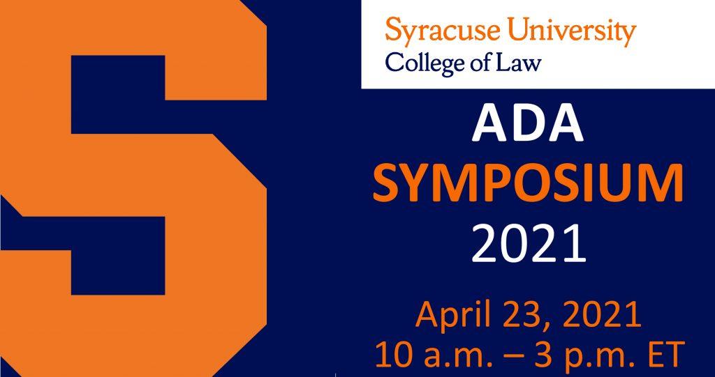 ADA Symposium