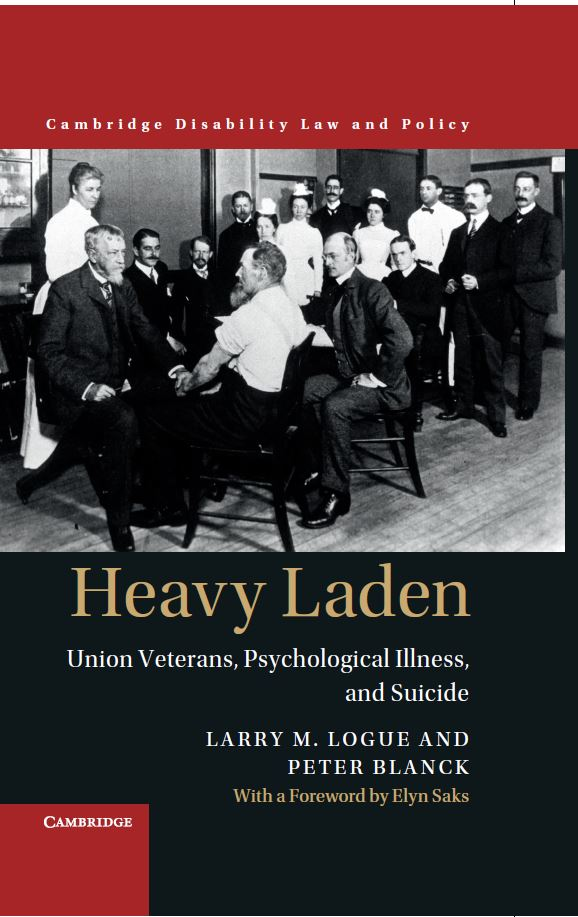 Heavy Laden Book Cover