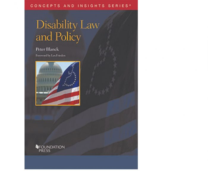 Disability Law and Policy 1st Edition Peter Blanck