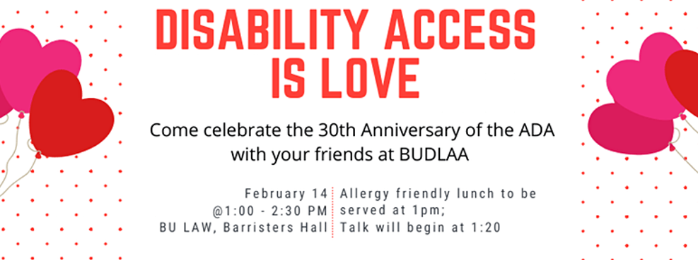 Disability Access is Love