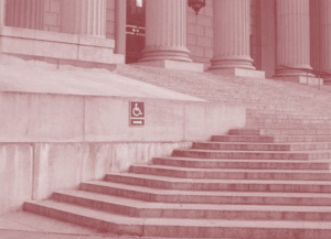 Court House steps
